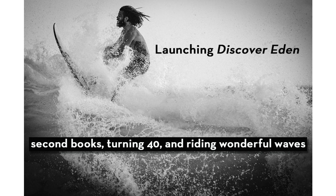 Launching Discover Eden